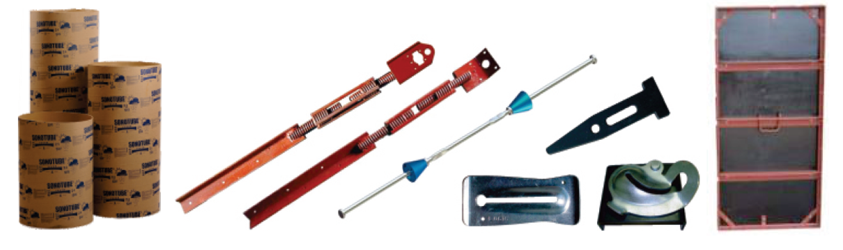 Image of Forming & Hardware Tools