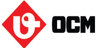 Logo of OCM