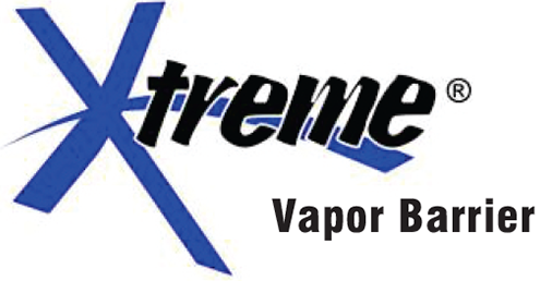 Logo of Xtreme Vapor Barrior