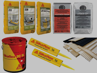 Concrete Repair & Protection Items