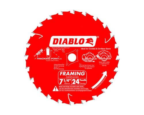 Diablo 7 1/4 Blade